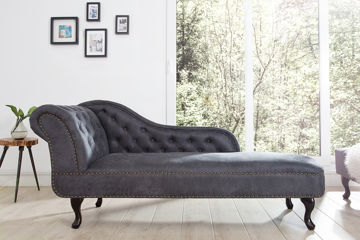 Recamiere chaiselongue antik  Chesterfield Chaiselongues