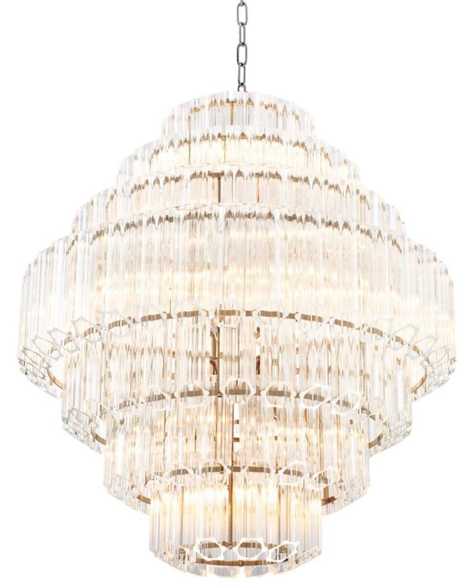 Casa Padrino Kronleuchter Durchmesser 80 X H. 89 Cm   Luxus Hotel Möbel