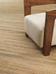 Casa Padrino Luxury Living Room Jute Carpet 300 x 400 cm - Hotel Collection