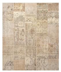 Casa Padrino Living Room Carpet Beige / Brown 250 x 300 cm - Luxury Carpet