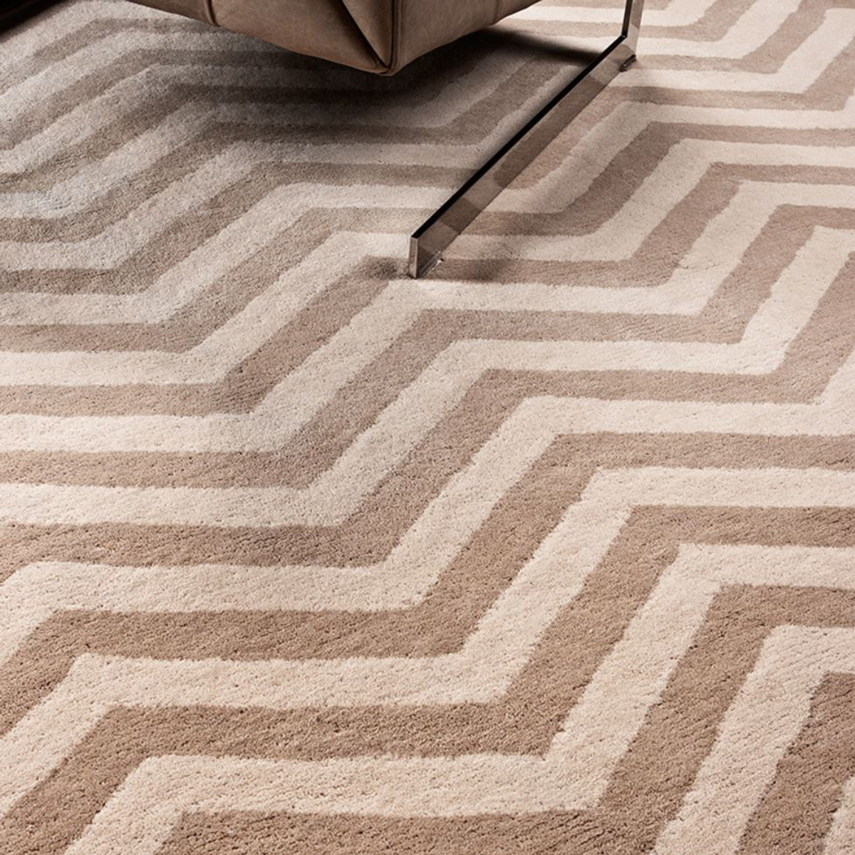 Casa Padrino Luxury Living Room Carpet Beige 200 x 300 cm ...