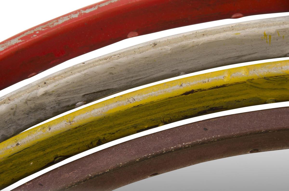 Casa padrino designer wandspiegel durchmesser 73 cm for Design wohnzimmer accessoires