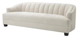 Casa Padrino Luxury Living Room Sofa 230 x 90 x H. 75 cm - Luxury Quality