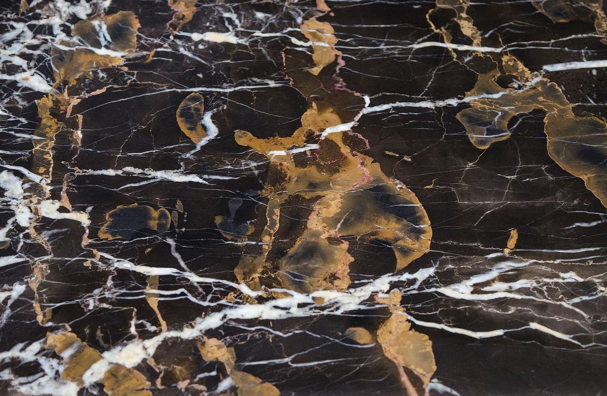 Casa Padrino tavolo da pranzo di lusso nero 80 x H. 76 cm - Mobili ...