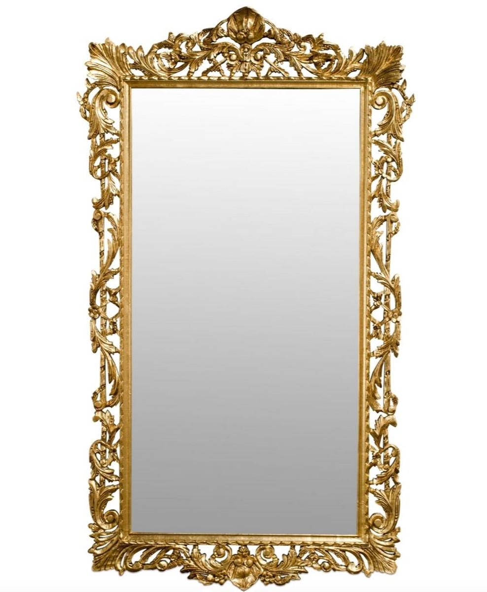 casa padrino barock spiegel gold 110 x h 195 cm antik. Black Bedroom Furniture Sets. Home Design Ideas