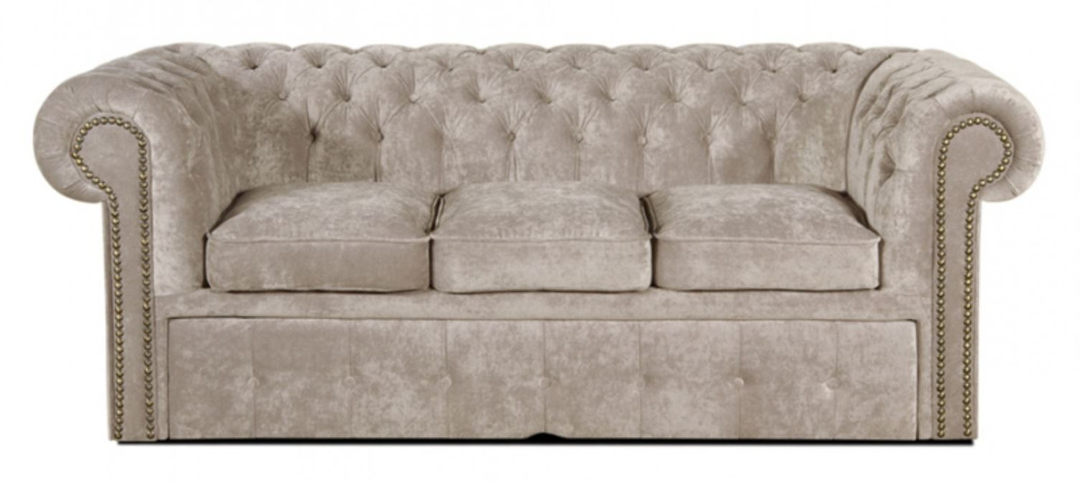 Chesterfield sofa modern braun  Chesterfield Sofas