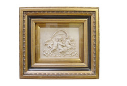 Casa Padrino Baroque Wall Decoration Picture Frame Antique Gold