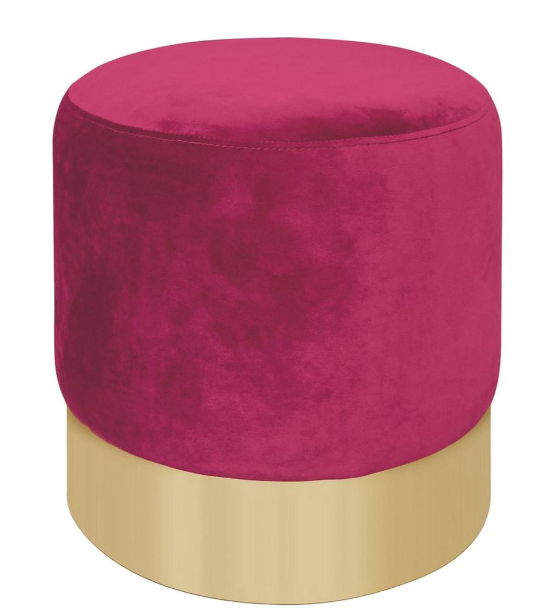 casa padrino hocker sitzhocker 46 x h 48 cm luxus m bel hocker. Black Bedroom Furniture Sets. Home Design Ideas