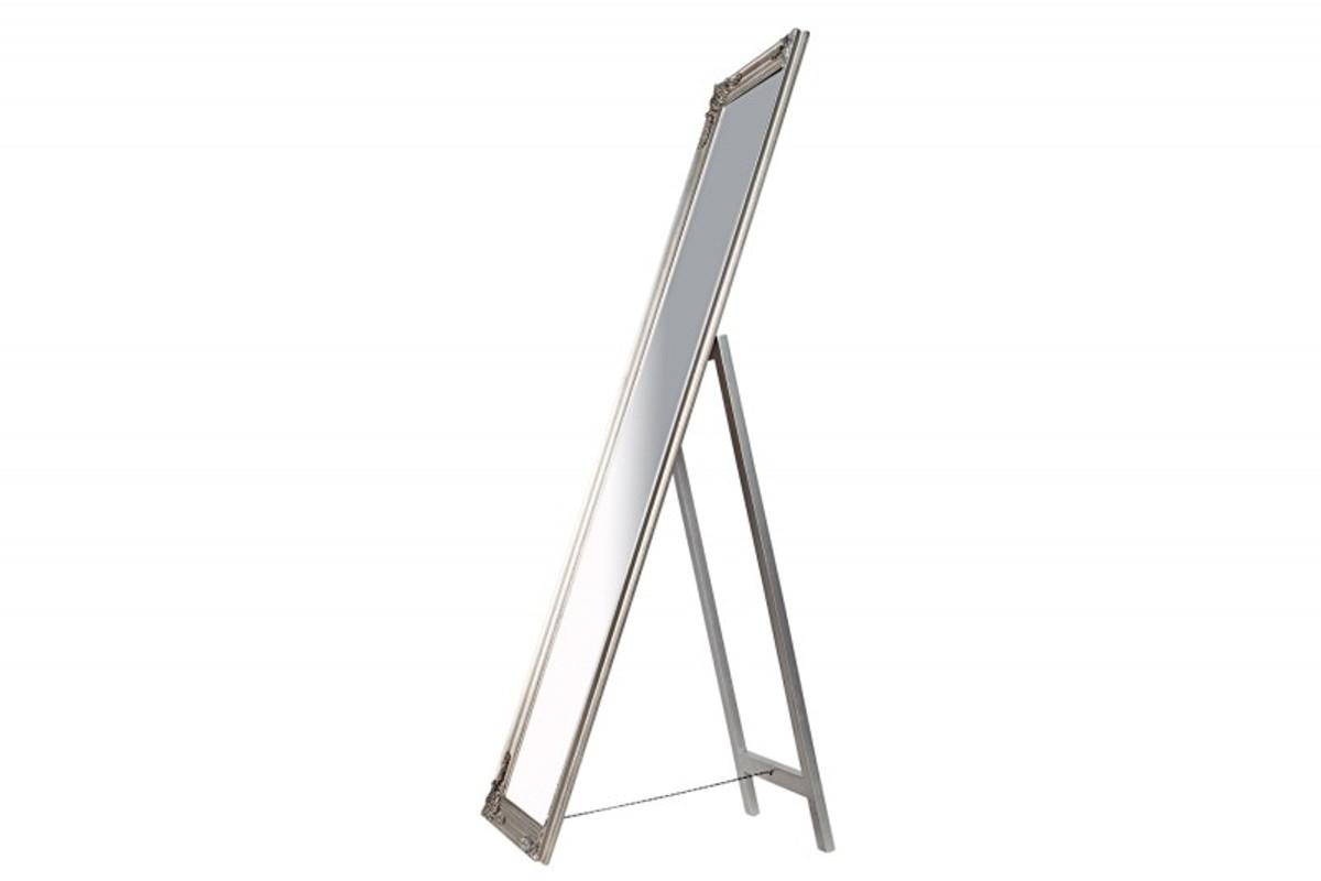 casa padrino luxus standspiegel 160 cm designer spiegel silber spiegel luxus spiegel luxus. Black Bedroom Furniture Sets. Home Design Ideas
