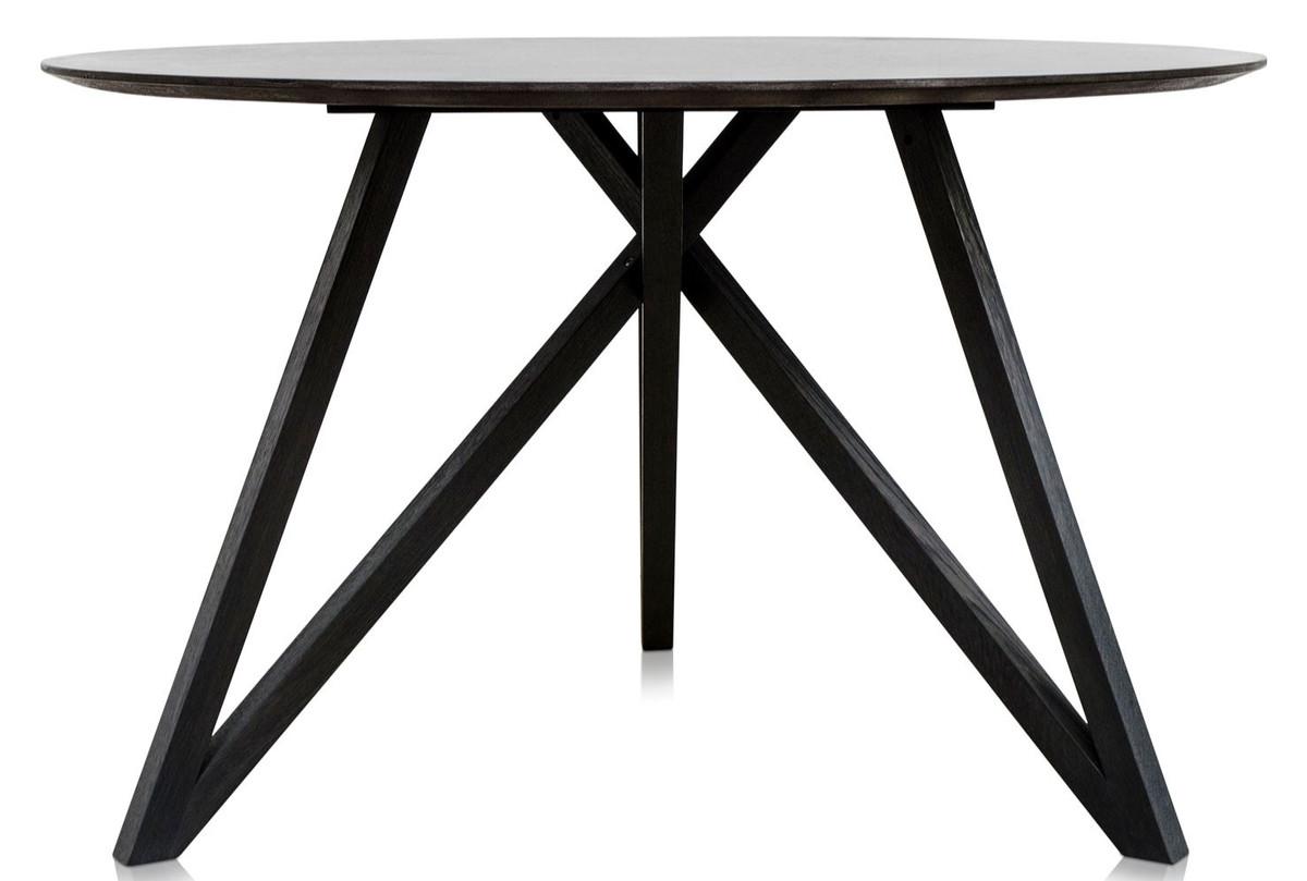 Casa Padrino Luxus Esstisch Mit Mineralbeschichteter Tischplatte 120