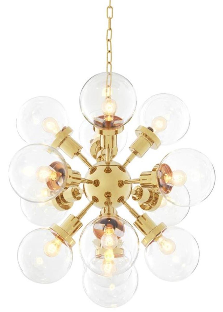 Casa Padrino Luxury Chandelier Gold 73 X H. 60 Cm   Hotel Restaurant  Furniture