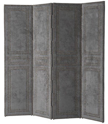 Casa Padrino room divider light gray 180 x H. 180 cm - Luxury Living Room Furniture