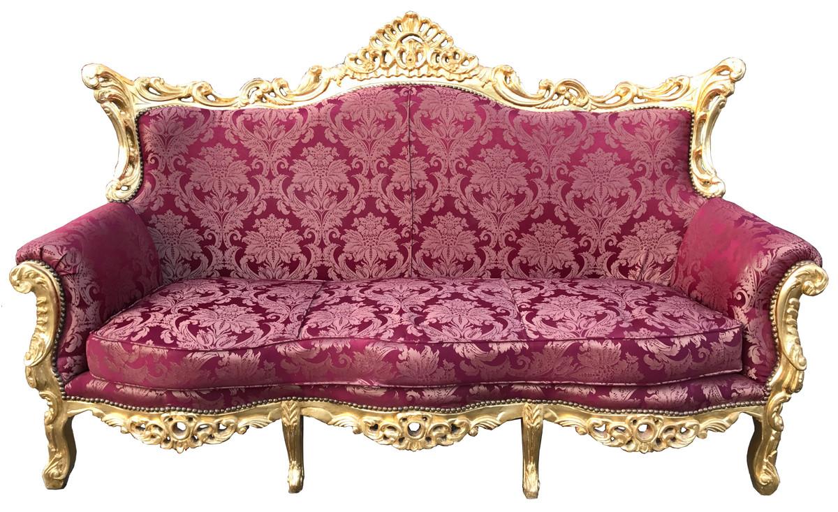 Barock sofas for Barock mobel sofa