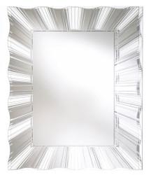 Casa Padrino Designer Wandspiegel 90 x H. 112 cm - Designer Möbel