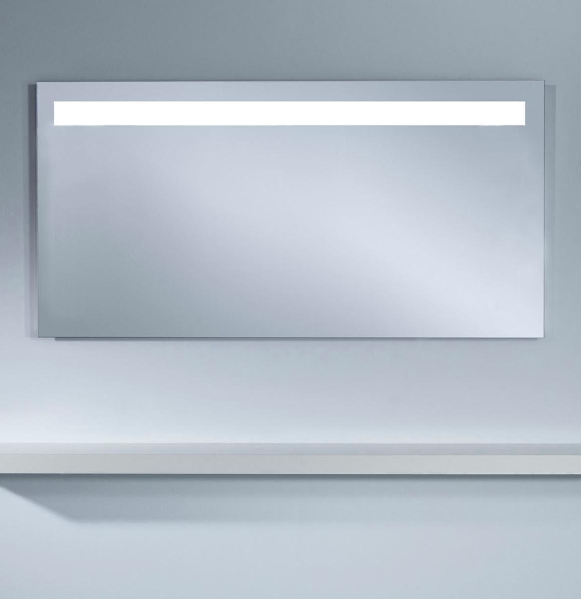 casa padrino badezimmerspiegel mit led licht und. Black Bedroom Furniture Sets. Home Design Ideas