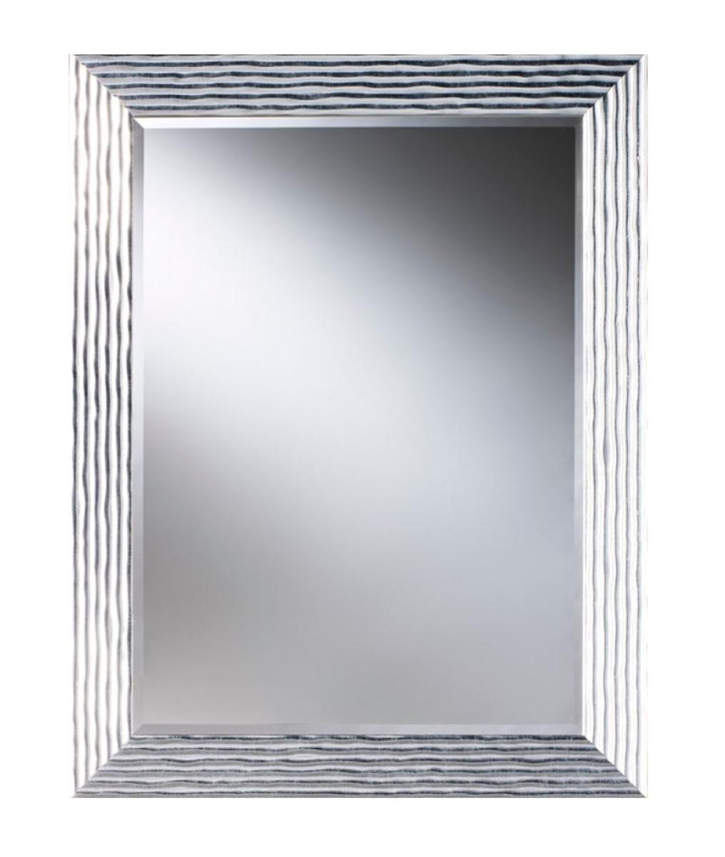 Casa Padrino Luxus Wohnzimmer Spiegel Silber 86 X H 111 Cm