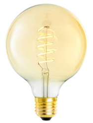Casa Padrino luxury light bulbs set of 4 gold Ø 12.5 x H. 17 cm - Luxury Quality