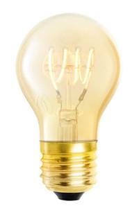 Casa Padrino luxury bulbs set of 4 gold Ø 6 x H. 10,6 cm - Luxury Accessories