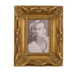 Casa Padrino baroque picture frame gold antique style 25,9 x 20,8 cm - Photo Frame Art Nouveau Antique style