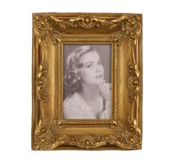 Casa Padrino Barock Bilderrahmen Gold Antik Stil 25,9 x 20,8 cm - Bilder Rahmen Foto Rahmen Jugendstil Antik Stil