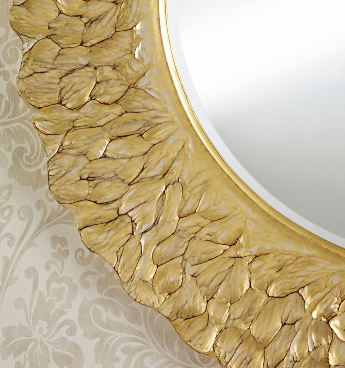 casa padrino hotel restaurant spiegel gold rund 110 cm. Black Bedroom Furniture Sets. Home Design Ideas