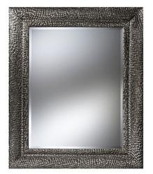 Casa Padrino luxury designer wall mirror silver 116 x H. 140 cm - Hotel Furniture & Accessories
