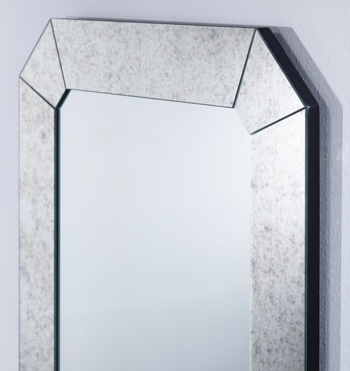 Casa padrino luxury hotel mirror wall mirror 50 x h 120 for Mirror 50 x 50