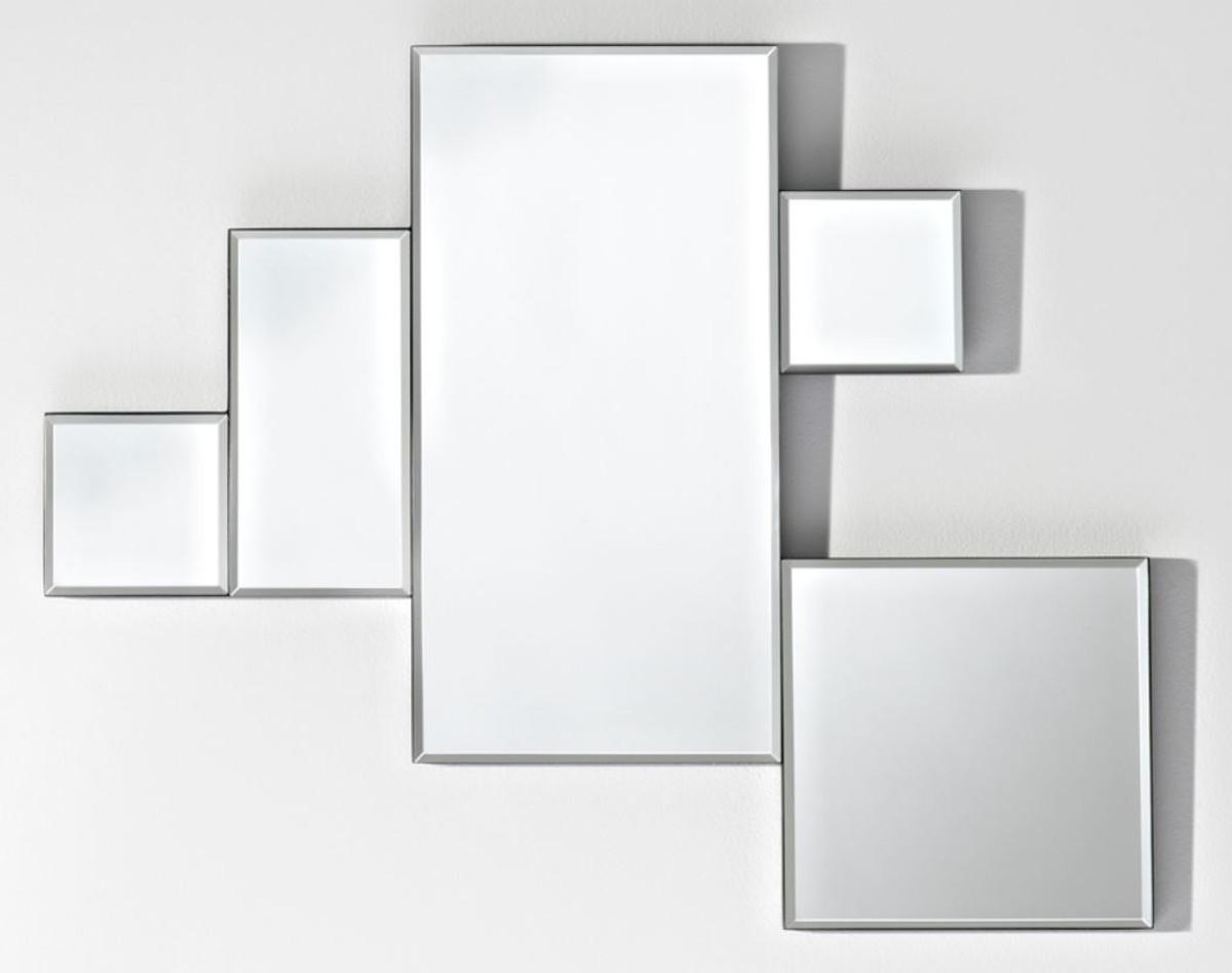 casa padrino luxus wandspiegel set 60 x h 48 cm wohnzimmer accessoires spiegel luxus spiegel. Black Bedroom Furniture Sets. Home Design Ideas