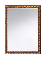 Casa Padrino baroque wall mirror antique gold 44 x H. 59 cm - Furniture and Accessories in Baroque Style