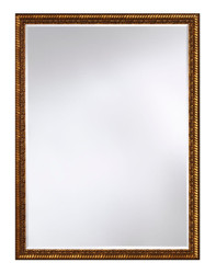 Casa Padrino baroque wall mirror antique gold 56 x H. 75 cm - Furniture and Accessories in Baroque Style