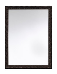 Casa Padrino baroque wall mirror black 44 x H. 59 cm - Furniture and Accessories in Baroque Style