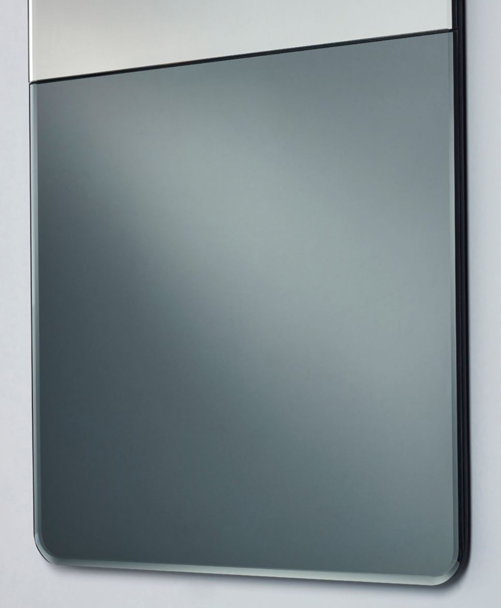 Casa padrino luxury mirror smoke gray 47 x h 170 cm for Miroir 90 x 170