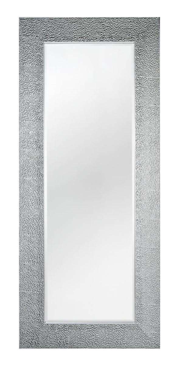 Casa Padrino specchio soggiorno argento 76 x H. 176 cm - Collezione ...