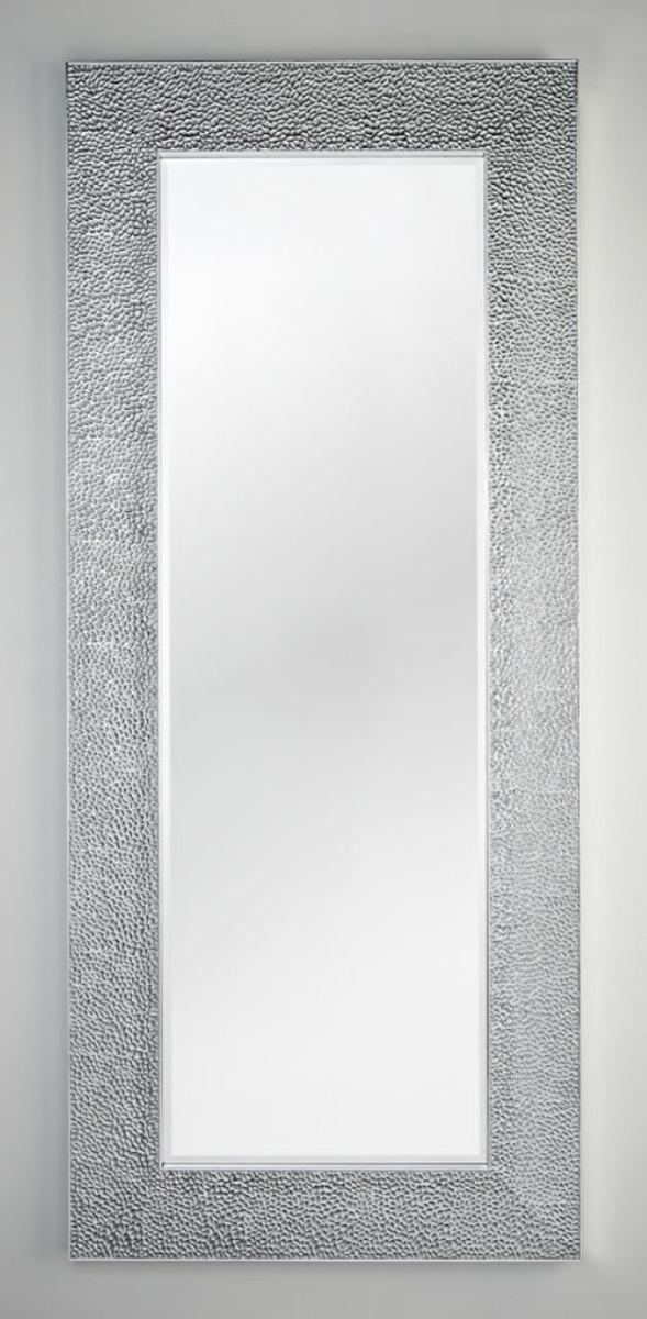 Casa Padrino Wohnzimmer Spiegel Silber 76 X H 176 Cm Luxus