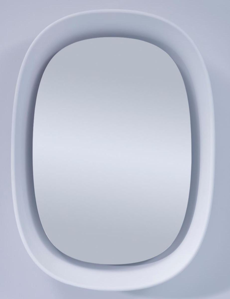 casa padrino luxus designer spiegel wei 70 x h 97 cm. Black Bedroom Furniture Sets. Home Design Ideas