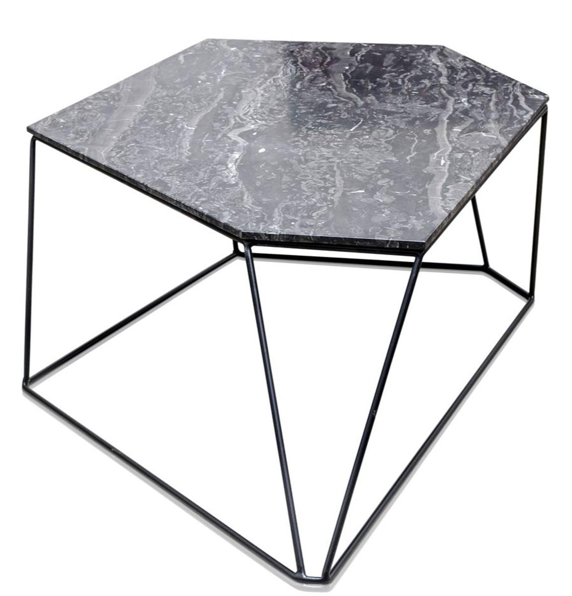casa padrino designer couchtisch schwarz 89 x 54 x h 30 cm luxus wohnzimmertisch mit. Black Bedroom Furniture Sets. Home Design Ideas