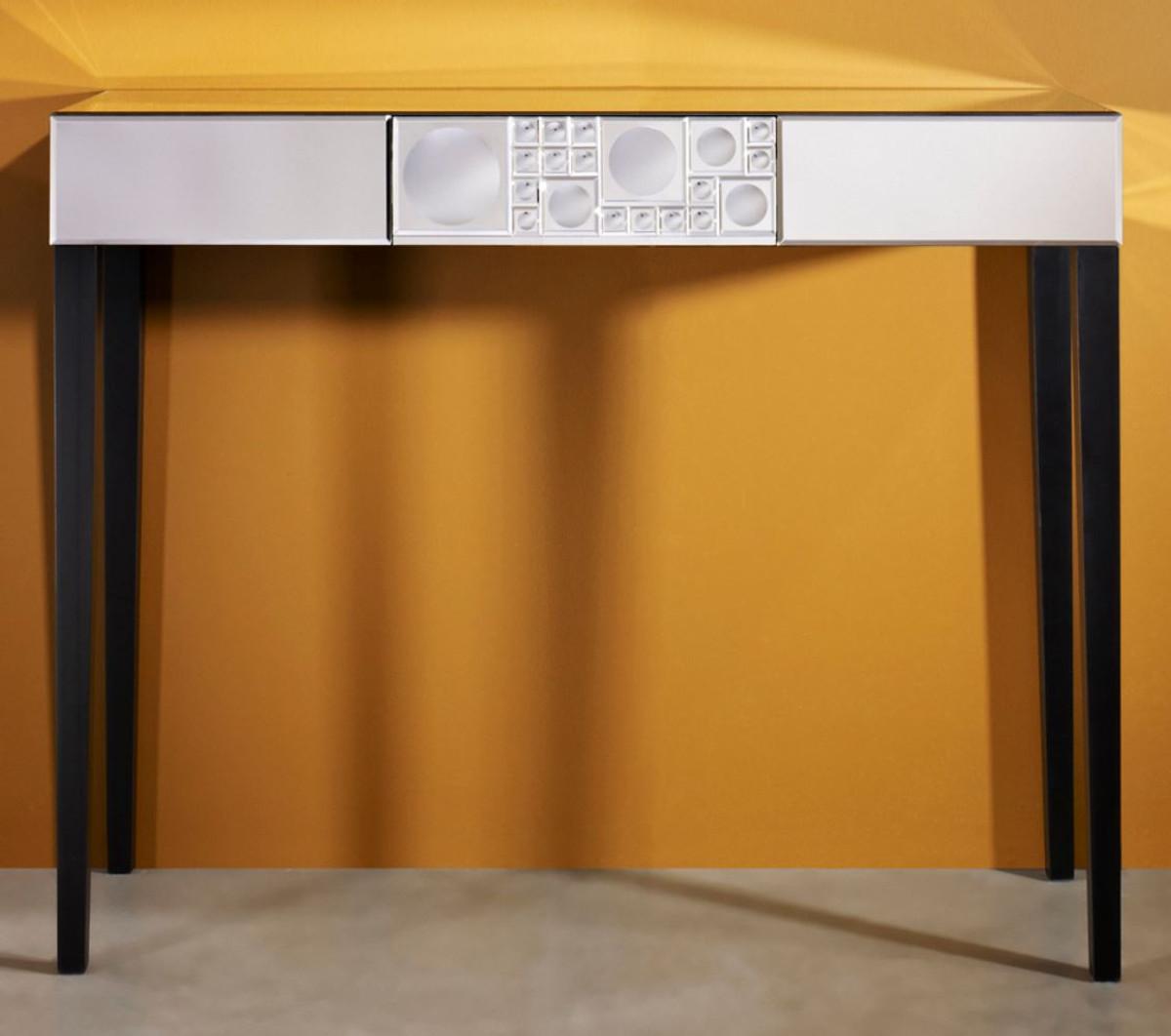casa padrino luxus hotel konsolentisch 100 x 33 x h 80 cm luxus hotel m bel konsolen luxus. Black Bedroom Furniture Sets. Home Design Ideas