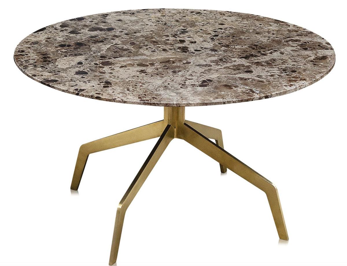 Casa padrino luxus couchtisch gold 70 x h 40 cm luxus for Luxus couchtisch