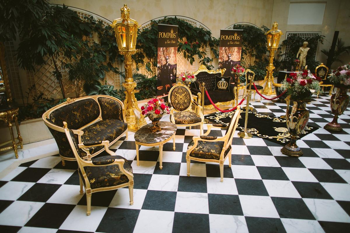 Barock Wohnzimmer Sets Aus Dem Hause Casa Padrino Barock Möbel