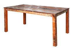 Casa Padrino solid wood - recycled wood - W 158 cm x D 90 cm x H80 cm - Heavy duty
