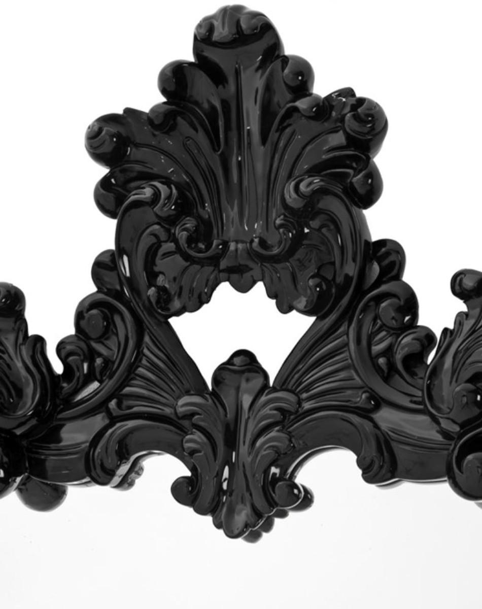 casa padrino luxus barockstil wohnzimmer wandspiegel. Black Bedroom Furniture Sets. Home Design Ideas