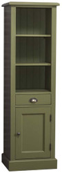 Casa Padrino country house style bathroom cabinet green 49 x 39 x H. 160 cm - Bathroom Furniture in Country House Style