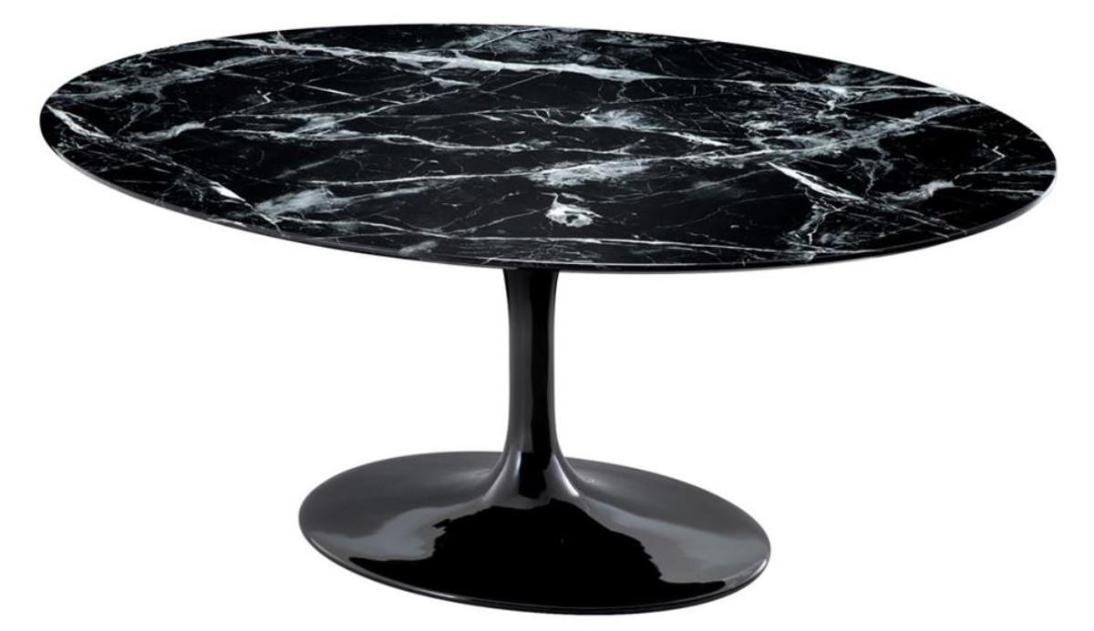Casa Padrino Luxus Esstisch Oval 170 X 110 X H. 75 Cm   Luxus Esszimmermöbel