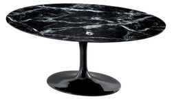 Casa Padrino luxury dining table oval 170 x 110 x H. 75 cm - Luxury Dining Room Furniture