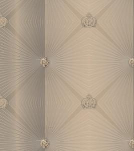Harald Glööckler Designer Barock Vliestapete 54406 - Deux - Bronze – Bild 1