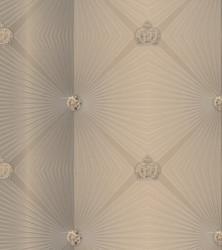 Harald Glööckler Designer Baroque Non-Woven Wallpaper 54406 - Deux - Bronze