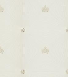Harald Glööckler Designer Baroque Non-Woven Wallpaper 54401 - Deux - White / Beige / Cream