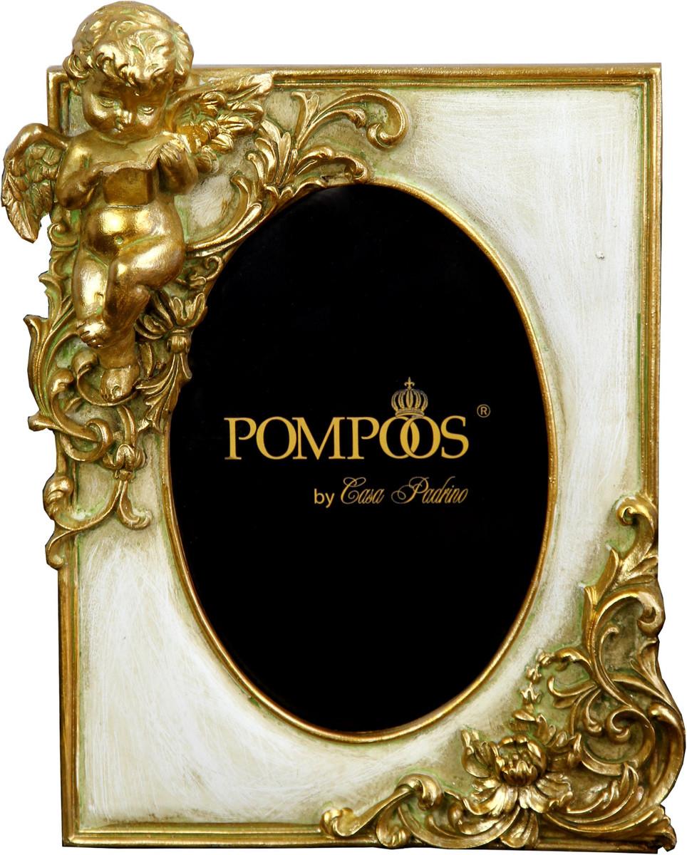 Pompöös by Casa Padrino Barock Bilderrahmen Antik Stil Gold mit ...