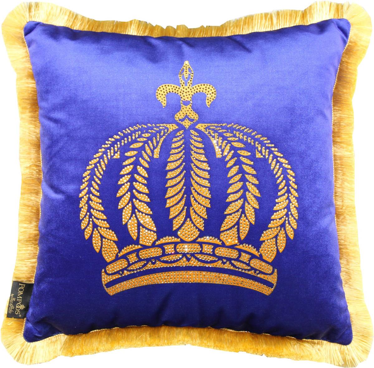 Harald gl ckler luxus deko kissen pomp s by casa padrino for Luxus deko