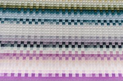 Casa Padrino Luxus Fußhocker Mehrfarbig 76 x 54 x H. 40 cm - Wohnzimmer Möbel – Bild 4